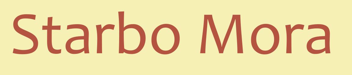 Starbo Mora